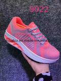 Fliegeknit-bereift obere Frauen-Form Sport-Schuh-laufende Schuhe