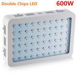 Neue LED wachsen helle 150W Mini-Pflanze UFO-LED wachsen helles Sanan, das Dioden-schwarze/weiße Helligkeit mit EU/USAstecker ausstrahlt