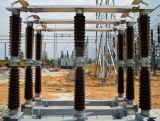 desenganche lateral doble del interruptor de la desconexión del aislador de la rotura 330kV (GW7B-363)