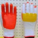 安く身に着け抵抗および耐衝撃性の乳液の手袋