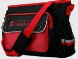 Sacos de ombro dos estudantes de Colleage da universidade do saco de ombro do curso do esporte da forma