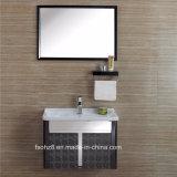 Vanità domestica 087 della stanza da bagno dell'acciaio inossidabile della mobilia