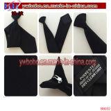 Les hommes en gros de Yiwu Chine attache les cravates en soie de cravate de 100% (B8032)