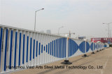 Haohan High Quality Weld Portable Road Barrier 1