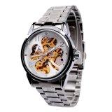2017 ODM van de Mensen van de Stijl van het Ontwerp van de Kwaliteit Suprior Unieke Automatische Horloges