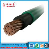 Einkerniger elektrischer/elektrischer Draht, kupferne Belüftung-Hüllen-einkerniger Draht