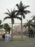 가짜 대추 야자 정원 조경 나무