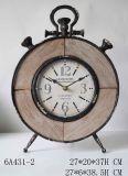 Reloj de vector natural antiguo