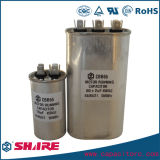 Capacitor oval Sh do condicionador de ar da C.A. do funcionamento do motor do capacitor do parafuso Cbb65