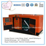 100kw 125kVA Silent Generador Diesel Abierto con Cummins Motor 6BTA5.9-G2