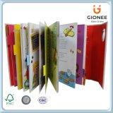 Servicios de impresión de los libros/libros para entrenar a la capacidad que da de los niños