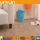 Suelo comercial incombustible del PVC de la alfombra