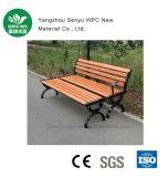 Anti-Agingカスタマイズ可能な木製のプラスチック合成のベンチ