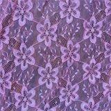 Tela de nylon do laço do Crochet para a senhora Pingamento