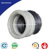 Fil d'acier de vente de source à haut carbone thermale de qualité