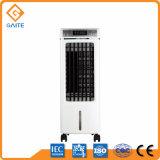 China Pequeño acondicionador de aire Aire del desierto Ventiladores Ventilador de aire evaporativo portátil