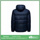 남자 옥외 재킷 패딩 재킷을%s 아래로 겨울 재킷