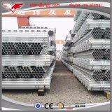 цинк 200G/M2 покрыл трубы лесов ERW горячего DIP гальванизированные стальные