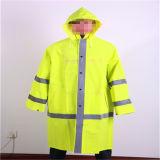 Raincoat amarelo