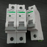 1 interruttore non polarizzato miniatura di CC dell'interruttore di CC con i certificati di TUV da 1A a 63A