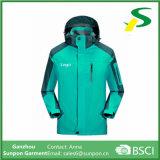 형식 다른 색깔 두건 스포츠용 잠바 재킷 방풍 봄 재킷