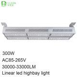 300W luz linear de la alta calidad LED Highbay