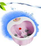 Massage de pied de bulle