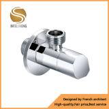 Угловой вентиль латунного клапана 90 градусов Polished