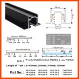 TUV LED 상업적인 점화 (XR-RL510)를 위한 알루미늄 단면도 궤도 가로장