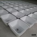 Großhandelsqualitäts-feste Oberflächenküche-Wanne