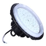 Luz al aire libre de la bahía LED del UFO de la Caliente-Venta precio negro de la alta calidad del mejor alta