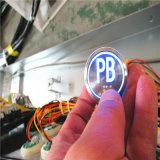 Электрические кнопка и переключатель подъема для панели деятельности автомобиля