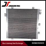 Réfrigérant à huile de compresseur d'ailette de plaque de haute performance pour le couche-point d'Ingersoll