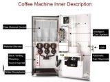 동전 서약자 Sc 8703b와 상업적인 사용을%s 커피 자동 판매기