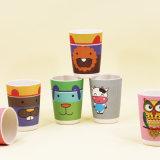 최신 판매 다채로운 대나무 섬유 아기 컵 (YK-BC4041)