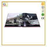 Catálogo de capa dura de alta qualidade Catálogo Impressão de livros