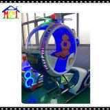 Aereo sveglio della macchina del gioco della scanalatura di giro del Kiddie della vetroresina