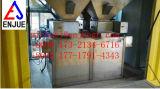 Automatischer Einsacken-Zufuhrbehälter-mobiler Gewichtung-Einsacken-Maschineneinheit-Korn-Nahrungsmittelbehälter