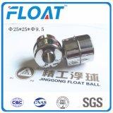 Bola de aço inoxidável 316L esfera de flutuação magnética para Nível Swtich Mudar Float