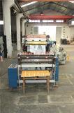 Automatische Plastik-/Papier-/Leder-Aushaumaschine