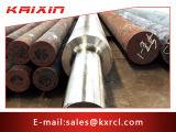 Barre ronde chaude C45 d'acier du carbone de pièce forgéee