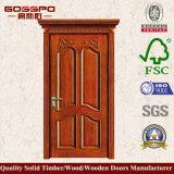 De goedkope Deur van de Slaapkamer van het Houtsnijwerk (GSP2-063)