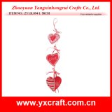 Украшения комнаты Valentine сердца Valentine украшения Valentine (ZY13L889-1-2-3) вися