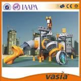 China-spätester Plastikim freienspielplatz, Spiel-Station-Park
