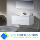 挿入しなさいハンドル白いカラーラッカー終わりのキャビネットの浴室の虚栄心(ZY 3021)を