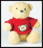 Urso grande da peluche de pano dos brinquedos do presente/Natal dos miúdos (CJP217)