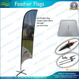 品質の安い上陸海岸表示旗、涙のフラグ、羽のフラグ、飛行フラグ(TR-NF04F06059)
