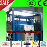 Macchina residua del purificatore di olio del trasformatore, sistema di depurazione di olio, filtrazione dell'olio