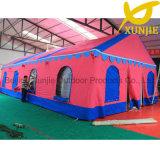 Tienda inflable del banquete de boda del acontecimiento de la alta calidad con el interior de lujo