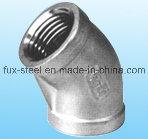 Cotovelo sem emenda dos encaixes de tubo inoxidável/carbono do aço